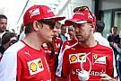 Raikkonen considera que recortaron ventaja a Mercedes
