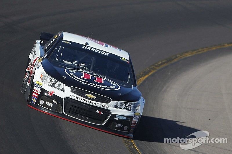 L.A. Madness: Can the field stop Harvick at Auto Club Speedway?