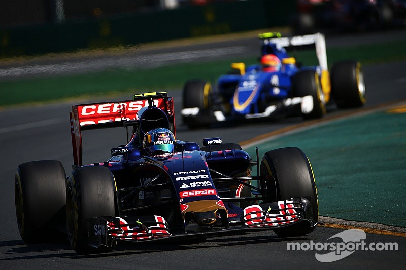 Red Bull abierto a que Renault compre Toro Rosso