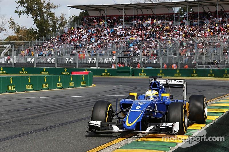 Ericsson, reivindicado por su  papel en Melbourne