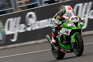 World Superbike Race report Rea makes it a full house with double win in Thailand