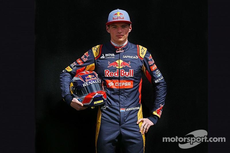 Verstappen pudo haber sido piloto Mercedes