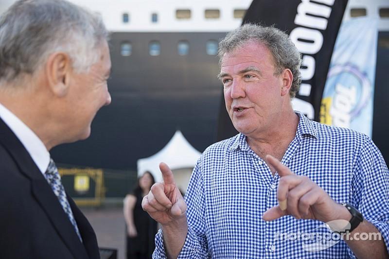Le présentateur de Top Gear Jeremy Clarkson remercié par la BBC