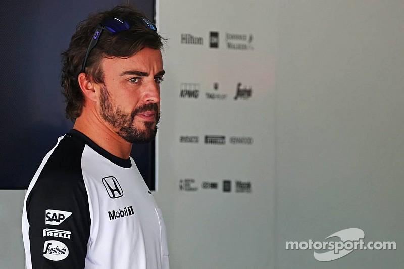 Alonso raconte les souvenirs précis de son accident