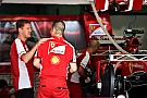 Vettel décline l'invitation de Rosberg à Sepang