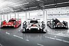 Porsche reveals 2015 spec 919 Hybrid