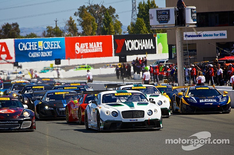 Extensive cooperation between Blancpain GT Series and Pirelli World Challenge