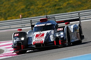 WEC Testing report Audi prepares for Silverstone season opener