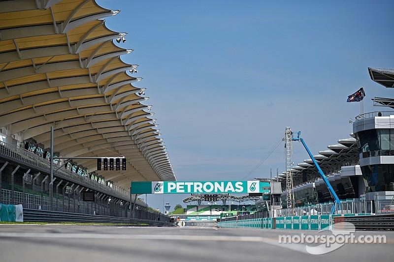 Малайзия сохранила этап Формулы 1 на три года