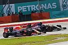 "Horner reconoce que Toro Rosso ""fue mejor"" que Red Bull"