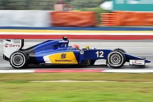 Formule 1 Résumé de course Nasr a subi les événements en Malaisie
