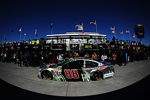 NASCAR Cup Race report Earnhardt can't escape trouble at Martinsville