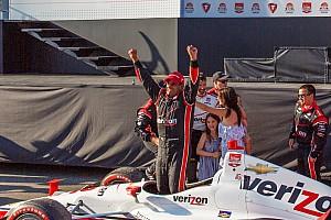 IndyCar Résumé de course Montoya :