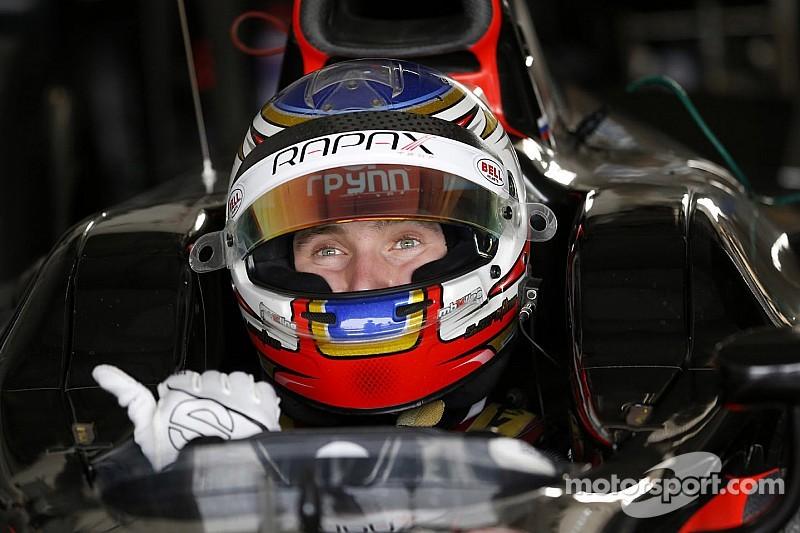 Сироткин показал третье время на тестах GP2 в Бахрейне