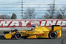 Мэттью Брэбэм опробовал машину IndyCar