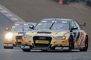 BTCC Qualifying report 'Traffic' thwarts Austin and Abbott in Brands Hatch BTCC qualifying