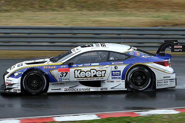 Super GT TOM'S Lexus cruises to Super GT opener win