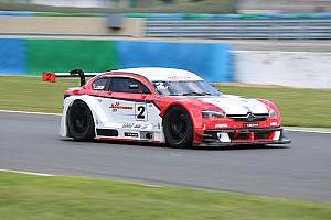 Turismo Crónica de Carrera Sébastien Loeb gana en Nogaro