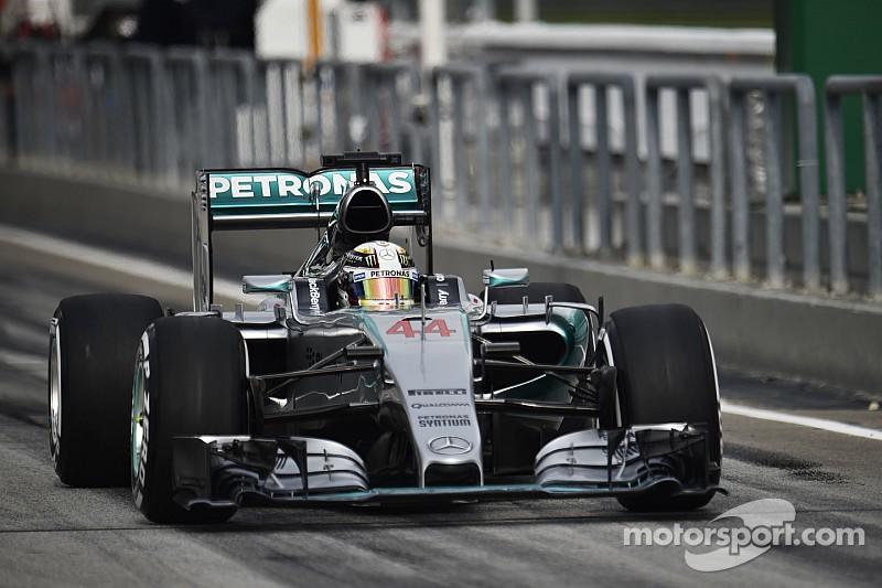 La Malaisie était un signal d'alarme pour Mercedes