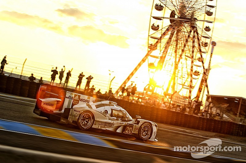 Arranque tipo Le Mans en el WEC