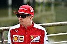 Raikkonen sees no reason for Ferrari not to challenge Mercedes