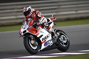 MotoGP Noticias de última hora Dovizioso lidera en una práctica mojada en Austin
