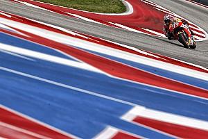 MotoGP Résumé d'essais libres Une première journée positive pour Marc Márquez à Austin