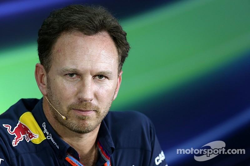 Хорнер: Надо разобраться с тормозами до гонки