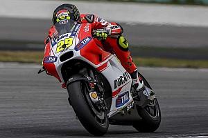 MotoGP Résumé de qualifications Iannone déçu de sa qualification, confiant pour la course