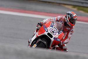 MotoGP Résumé de qualifications Dovizioso 2e sur la grille :