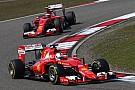 Trois podiums en trois courses pour Vettel et Ferrari