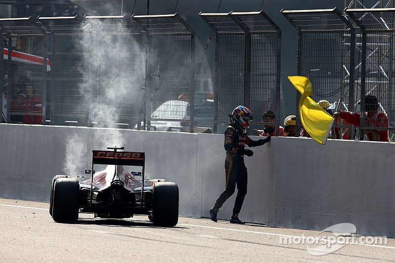 Verstappen frustrated by late retirement