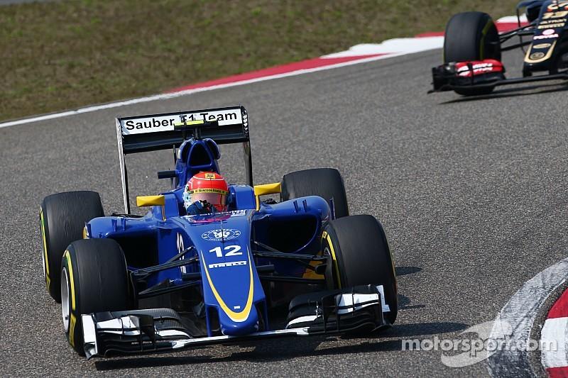 Sauber debe buscar los puntos en cada carrera - Nasr