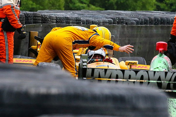 IndyCar IndyCar penalizes Hunter-Reay, others after NOLA