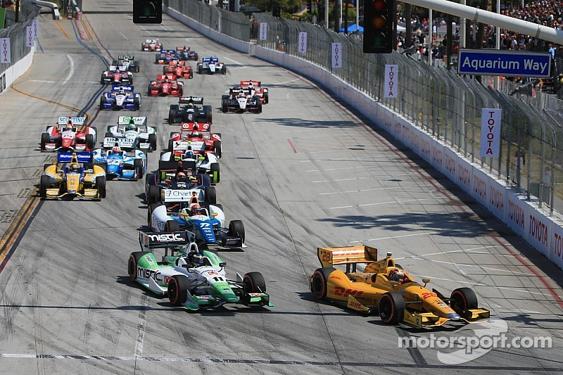 Historic Long Beach up next for IndyCar