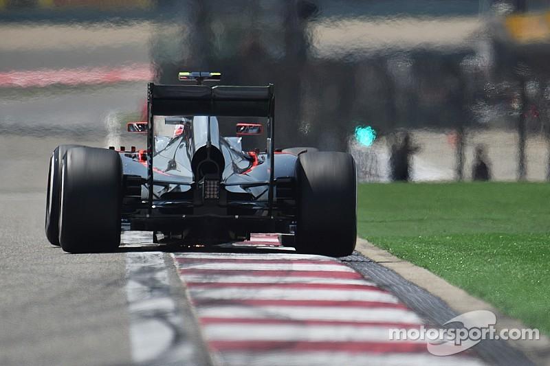 Button - Le bloc Honda n'est pas le seul problème de la McLaren