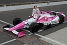 Пиппа Манн выйдет на старт Indy 500