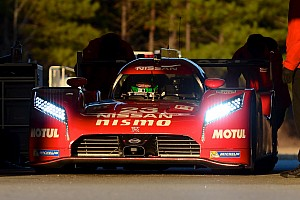 Le Mans Testing report Nissan's Le Mans challenger on track for the greatest race
