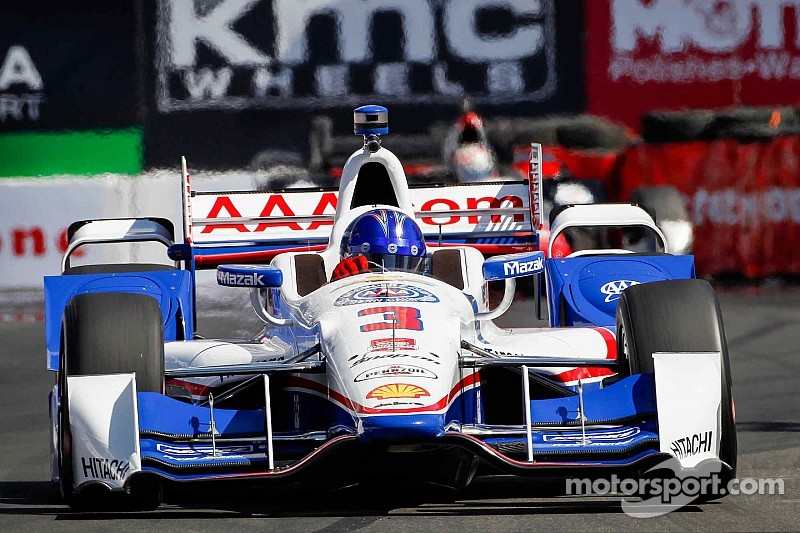 Castroneves saldrá al frente en Long Beach