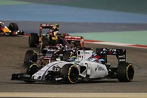 Fórmula 1 Noticias Felipe Massa descendió al quinto