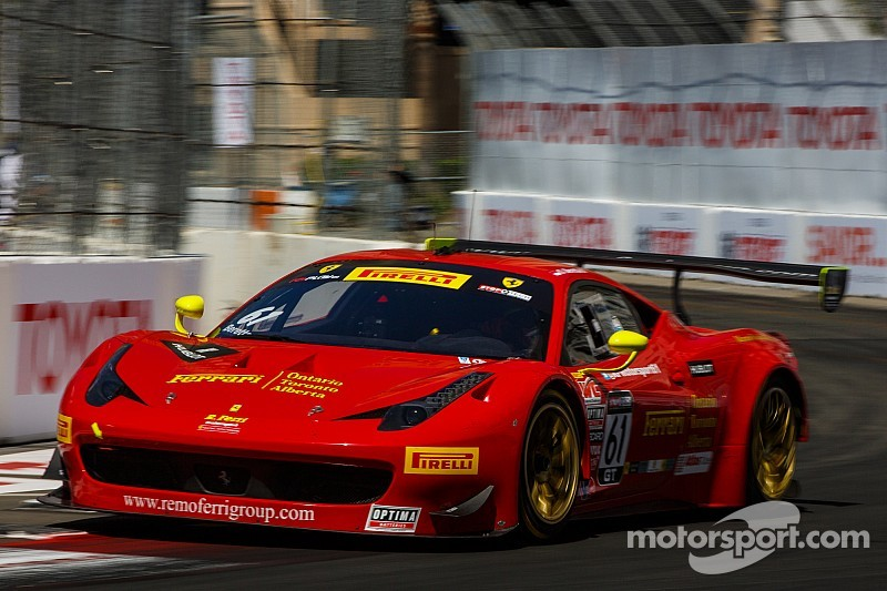 Beretta wins wild race at Long Beach, Lewis and Thompson score GTA/GTC victories