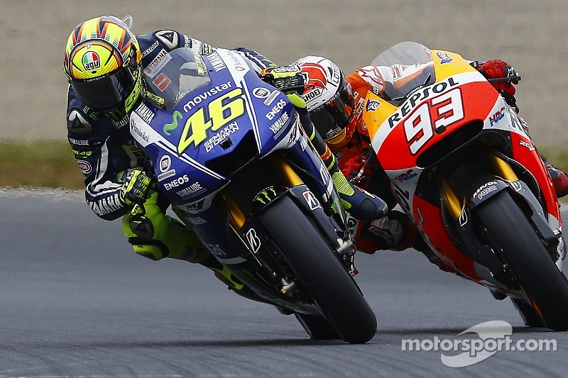Valentino Rossi Calls Marquez An All Or Nothing Rider