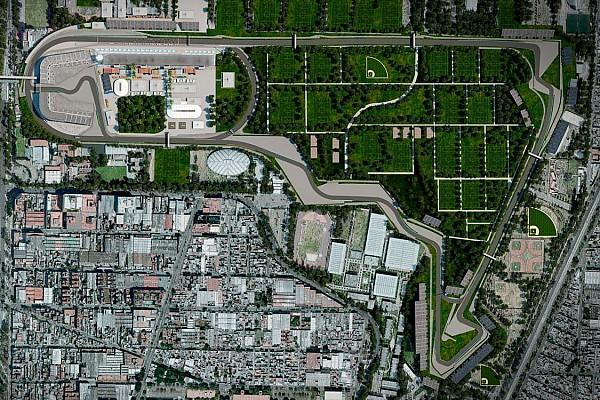 Бюро Германа Тильке показало новую конфигурацию трассы в Мехико