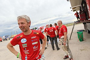 Cross-Country Rally Breaking news Co-driver Damen killed in cross country rally accident