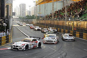GT Breaking news Macau to host the first FIA GT World Cup amongst dazzling line-up