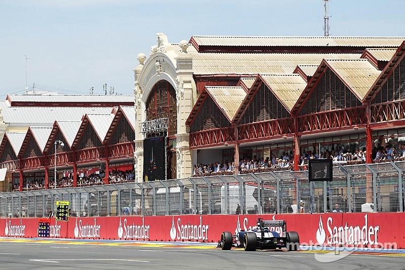 Des idées pour le retour d'un Grand Prix à Valence