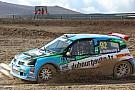 Super 1600 - Andrea Dubourg  beau deuxième à Montalegre
