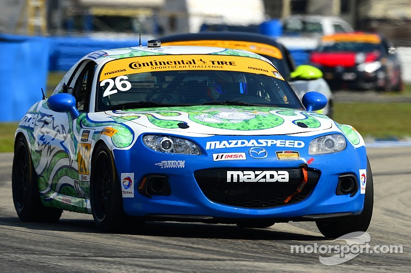 Freedom Autosport looking for five straight at Mazda Raceway Laguna Seca