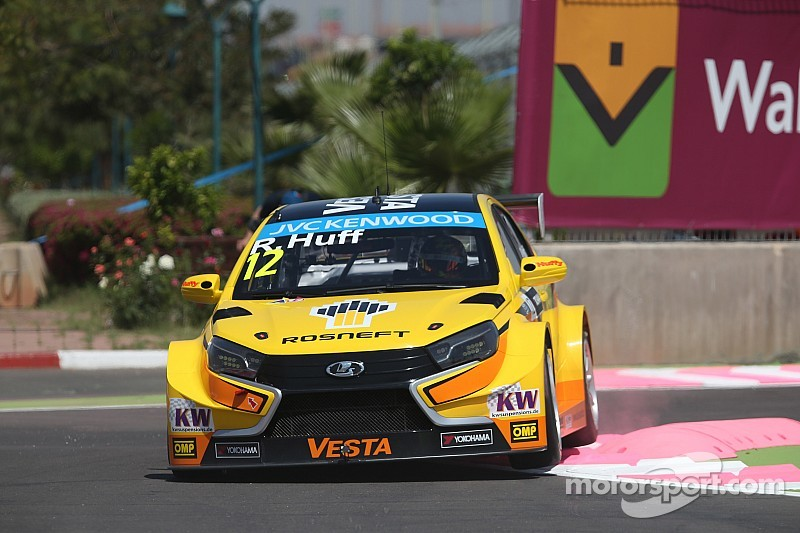 Rob Huff to drive both Nürburgring 24 Hours and WTCC