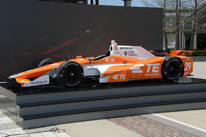 Honda dévoile son kit aérodynamique pour l'Indy 500